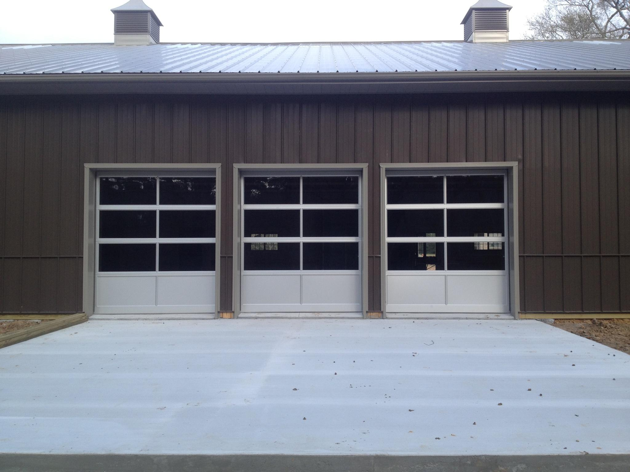 gallery industrial residential central highslide commercial js garage doors door